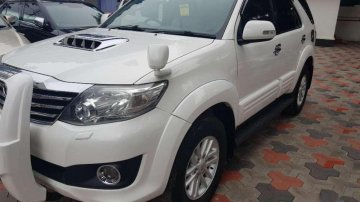 2012 Toyota Fortuner  4x4 AT for sale