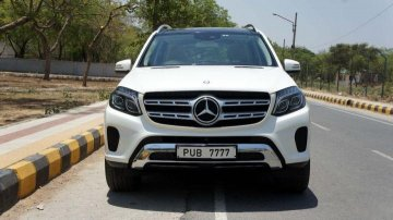 2016 Mercedes Benz GLS AT for sale at low price
