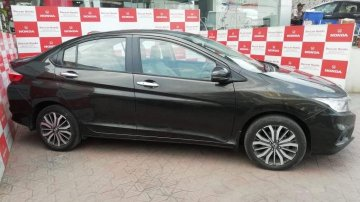 2017 Honda City ZX CVT AT for sale at low price