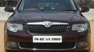 Skoda Superb Ambition 2.0 TDI CR AT 2012 for sale