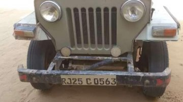 1994 Mahindra Jeep MT for sale at low price
