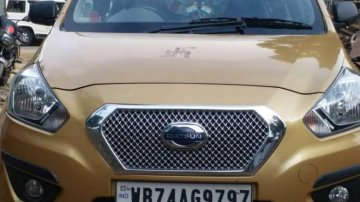 Used Datsun GO car 2015 MT for sale at low price