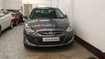 Used Hyundai Verna car 2012 1.6 CRDi MT for sale at low price