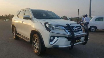 2017 Toyota Fortuner MT for sale