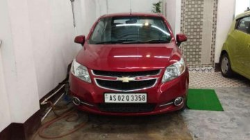 Chevrolet Sail 1.2 LS, 2016, Petrol MT for sale