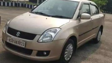 Used 2009 Maruti Suzuki Swift Dzire MT for sale