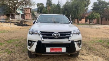 Toyota Fortuner AT for sale