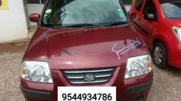 Used Hyundai Santro Xing car MT at low price