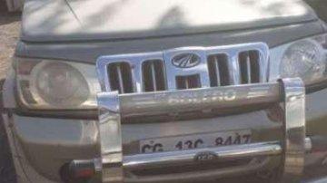 Used Mahindra Bolero SLX 2012 MT for sale
