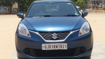 Used 2016 Maruti Suzuki Baleno Delta Diesel MT for sale