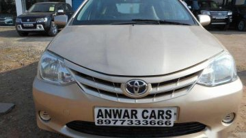 Toyota Etios GD 2011 MT for sale