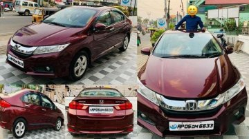 2016 Honda City AT for sale at low price