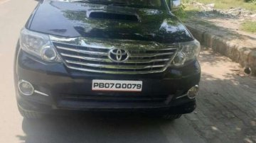 2011 Toyota Fortuner  4x4 AT for sale for sale at low price