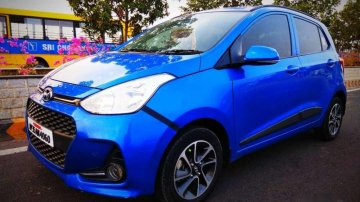 Used 2018 Hyundai i10 Sportz AT for sale