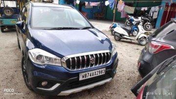 2019 Maruti Suzuki S Cross MT for sale