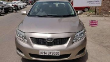 2011 Toyota Corolla Altis G MT for sale at low price