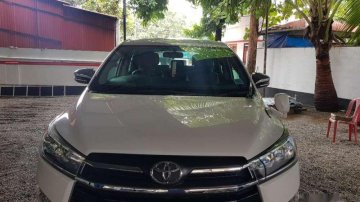 2018 Toyota Innova Crysta 2.4 GX MT for sale