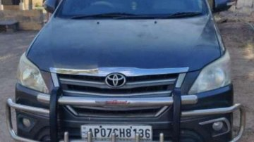 2015 Toyota Innova 2.5 VX 7 STR MT for sale at low price