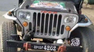 Used Mahindra Thar 2005 MT car at low price
