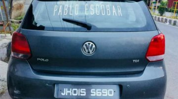 Used Volkswagen Polo MT car at low price