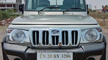 Used Mahindra Bolero SLX 2008 MT for sale