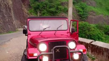 Used Mahindra Thar CRDe 2011 MT for sale