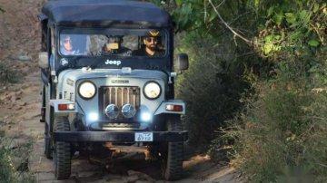 Used Mahindra Jeep MT car at low price