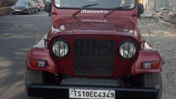 2014 Mahindra Thar CRDe MT for sale