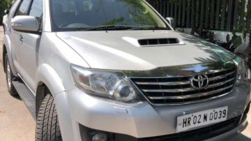 2013 Toyota Fortuner MT for sale