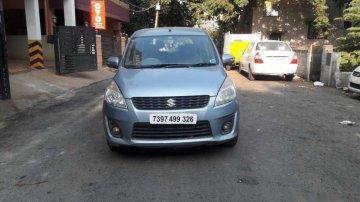 Used Maruti Suzuki Ertiga VDI 2013 MT for sale