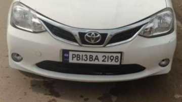 Used Toyota Etios Liva car GD MT for sale at low price
