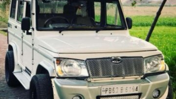 2009 Mahindra Scorpio MT for sale at low price