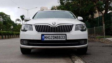 2014 Skoda Superb Elegance 2.0 TDI CR AT for sale at low price