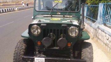 2000 Mahindra Thar MT for sale