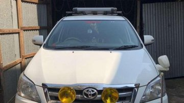 Used 2015 Toyota Innova MT for sale