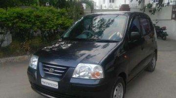 Used Hyundai Santro Xing car 2007 GLS MT at low price