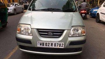 Used Hyundai Santro car MT at low price