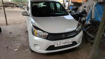 Used Maruti Suzuki Celerio MT car at low price