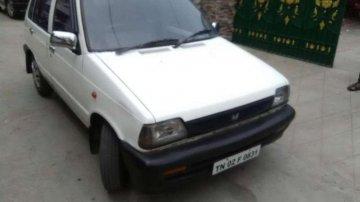 Maruti Suzuki 800 AC BS-III, 2000, Petrol MT for sale