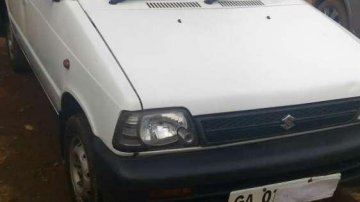 Maruti Suzuki 800 Std BS-II, 2005, Petrol MT for sale