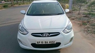 Used Hyundai Verna 1.6 CRDi SX MT car at low price