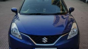 Maruti Suzuki Baleno Sigma Diesel, 2016, MT for sale