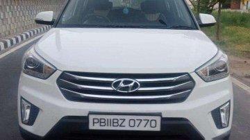 Used Hyundai Creta car 1.6 SX MT at low price