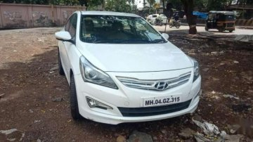 Used Hyundai Verna car 1.4 CRDi MT at low price