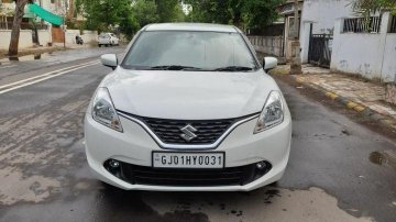 Maruti Suzuki Baleno Zeta MT 2018 for sale
