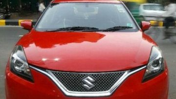 Used Maruti Suzuki Baleno  Alpha MT car at low price