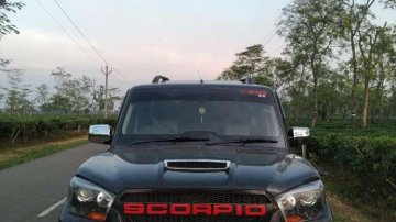 Mahindra Scorpio 2016 MT for sale