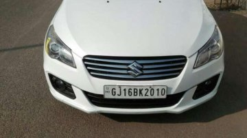 Used Maruti Suzuki Ciaz car MT at low price