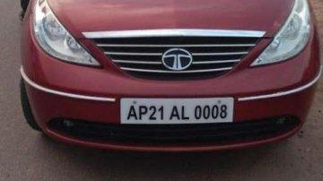Used Tata Manza car MT at low price