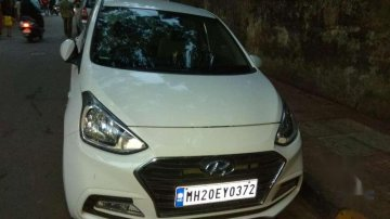 Used Hyundai Xcent car MT at low price